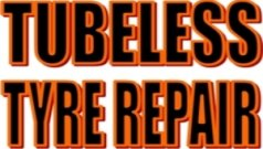 Tubeless Tyre Repairs