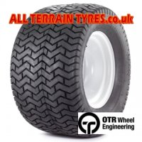 24x13.00-12 4 Ply OTR Ultra Chevron Turf Tyre