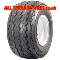 20.5x8.0-10 77M (4 Ply) Deli S368 High Speed Trailer Tyre