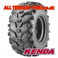 25x10.00-12 45F Kenda K299 Bearclaw 'E' Marked